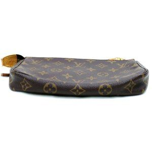 Louis Vuitton Bags - Auth Louis Vuitton Pochette Mini Bag #3451L21